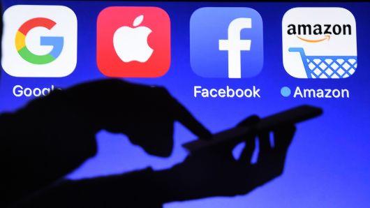 5 hãng công nghệ Mỹ mất gần 1.000 tỉ vốn hóa thị trường