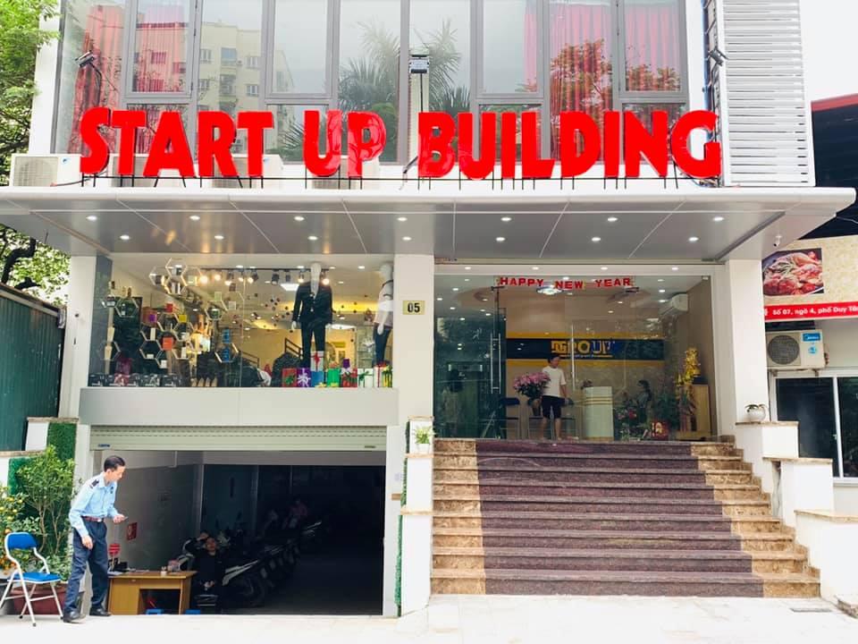 LỄ KHAI TRƯƠNG START UP BUILDING 2 TẠI HÀ NỘI VÀ RA MẮT VIỆN KHỞI NGHIỆP THỰC TẾ