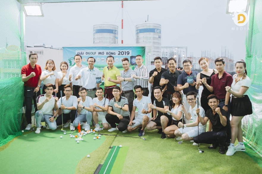 Golf Vip Party - Tiếp cận sân chơi đẳng cấp