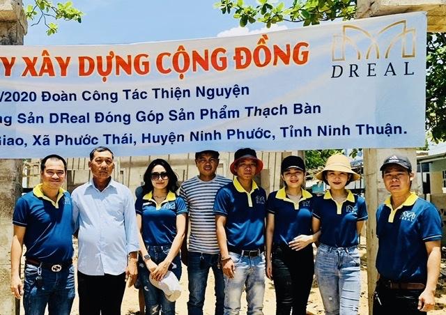 DREAL  - Chung tay xây dựng cộng đồng