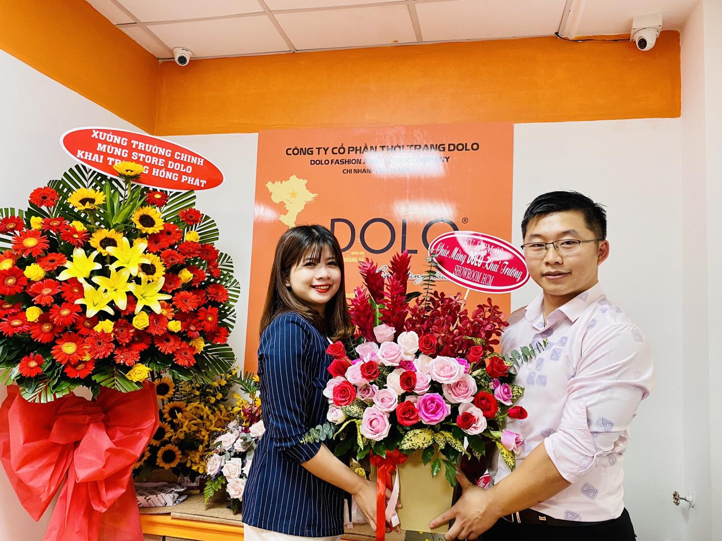 DOLO MEN - Khai trương Showroom tại thị trường Hồ Chí Minh.