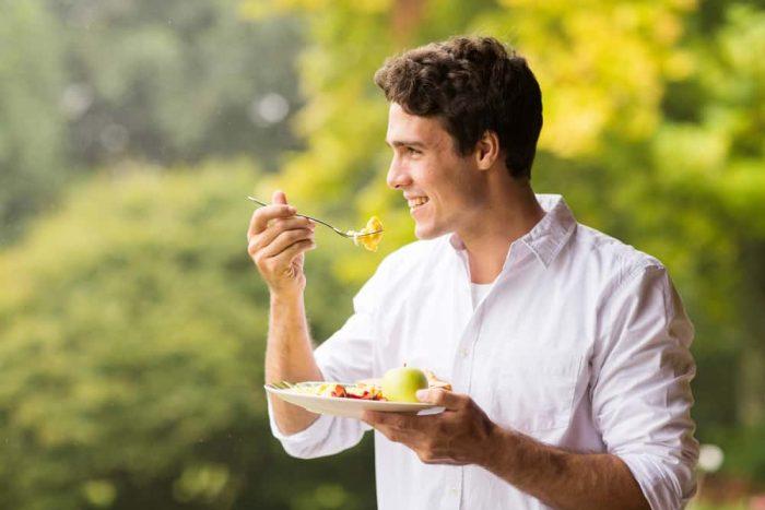 DAMODE: 7 phương pháp xây dựng chế độ ăn tăng cân cho nam giới