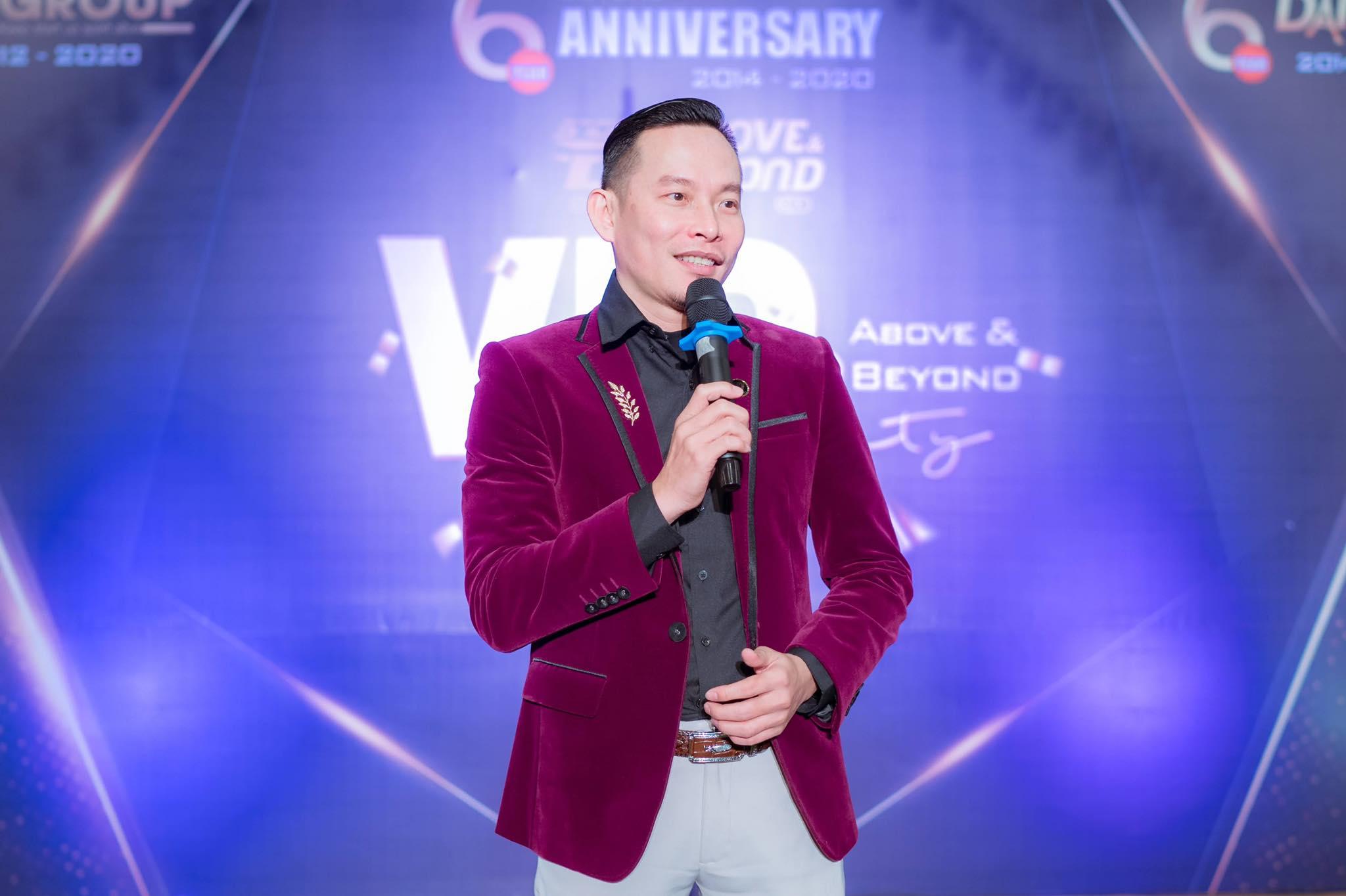 HỒ HUỲNH DUY - Chủ tịch HDTV và câu chuyện đưa Damode chinh phục Thế Giới