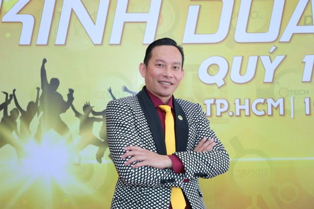Hồ Huỳnh Duy - Chủ tịch DGroup Holdings: Thử thách dẫn đầu Hệ sinh thái khởi nghiệp thực tế Việt Nam